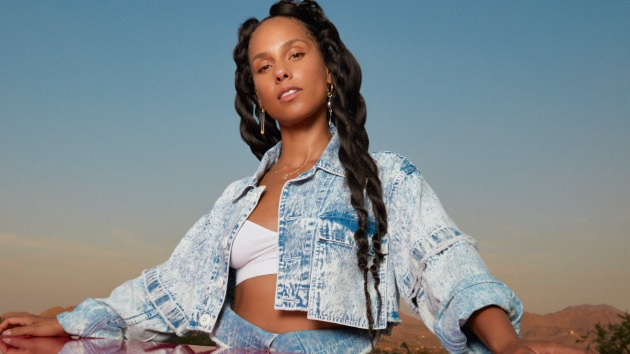 """Alicia Keys explains how she grew to be """"more swaggy andconfident"""" - Music News"""