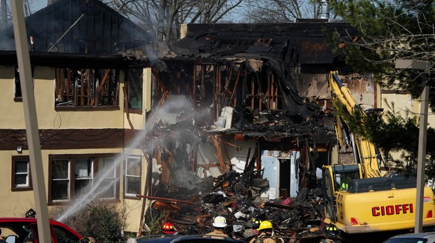 One dead, two firefighters hurt after blaze engulfs New York assisted living facility - National News