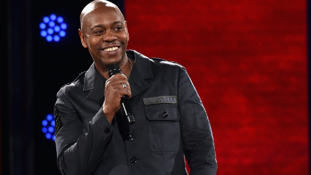 Dave Chapelle requiring COVID-19 tests at live shows  - Music News