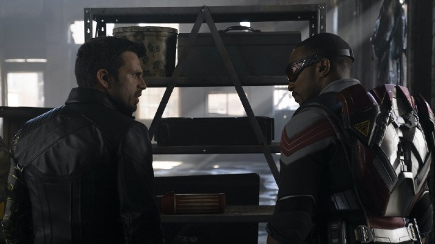Marvel Studios gives a deeper look at 'The Falcon and The WinterSoldier' - Music News