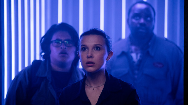 """Millie Bobby Brown explains her """"love"""" of monster movies and how they've been cathartic in thepandemic - Music News"""