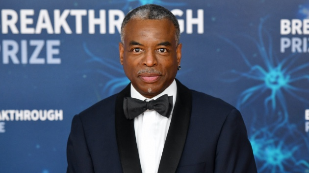 Take a look, he could get booked: Who is LeVar Burton for 'Jeopardy!'host - Music News
