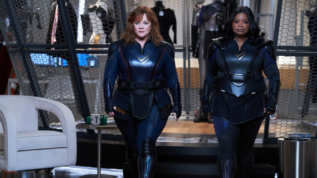 "'Thunder Force': Octavia Spencer & Melissa McCarthy explain why their ""empowering"" action-comedy came out at the perfect time  - Music News"
