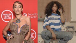 Femme Friday: Here's new music from Doja Cat, SZA, Gwen Stefani, Saweetie andKIRBY - Music News