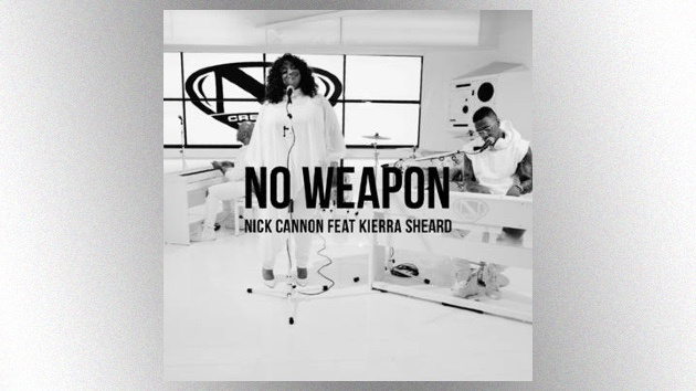 "Watch Nick Cannon and Kierra Sheard's ""No Weapon"" video - Music News"